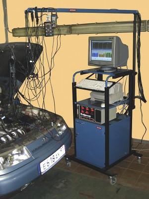 ЭКСАКОМ РУ Архив - АВТОАС-ПРОФИ-3 Мотор-тестер (базовый комплект)
