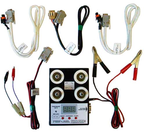 ЭКСАКОМ РУ Прочее диагностическое оборудование - ИР-2 Разрядник-тестер катушек зажигания и модулей зажигания